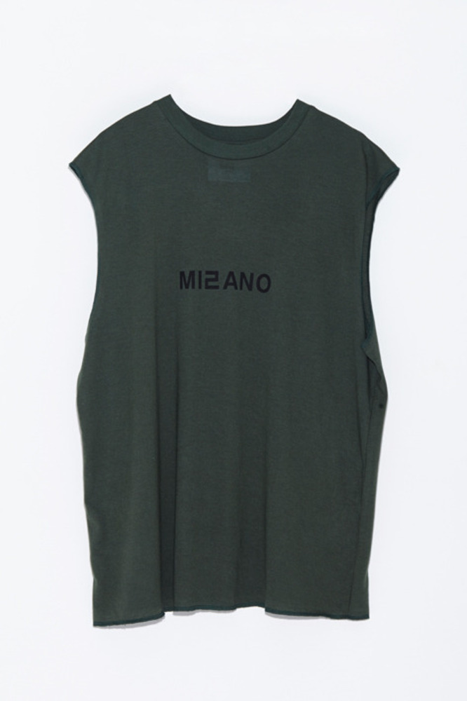 LOVE CITY MILANO SLEEVELESS