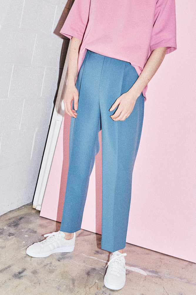 BRUNCH TROUSER BLUE