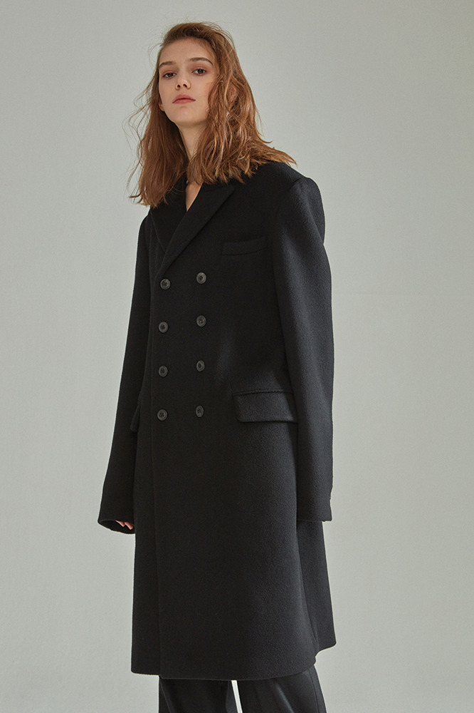 DOUBLE COAT BLACK