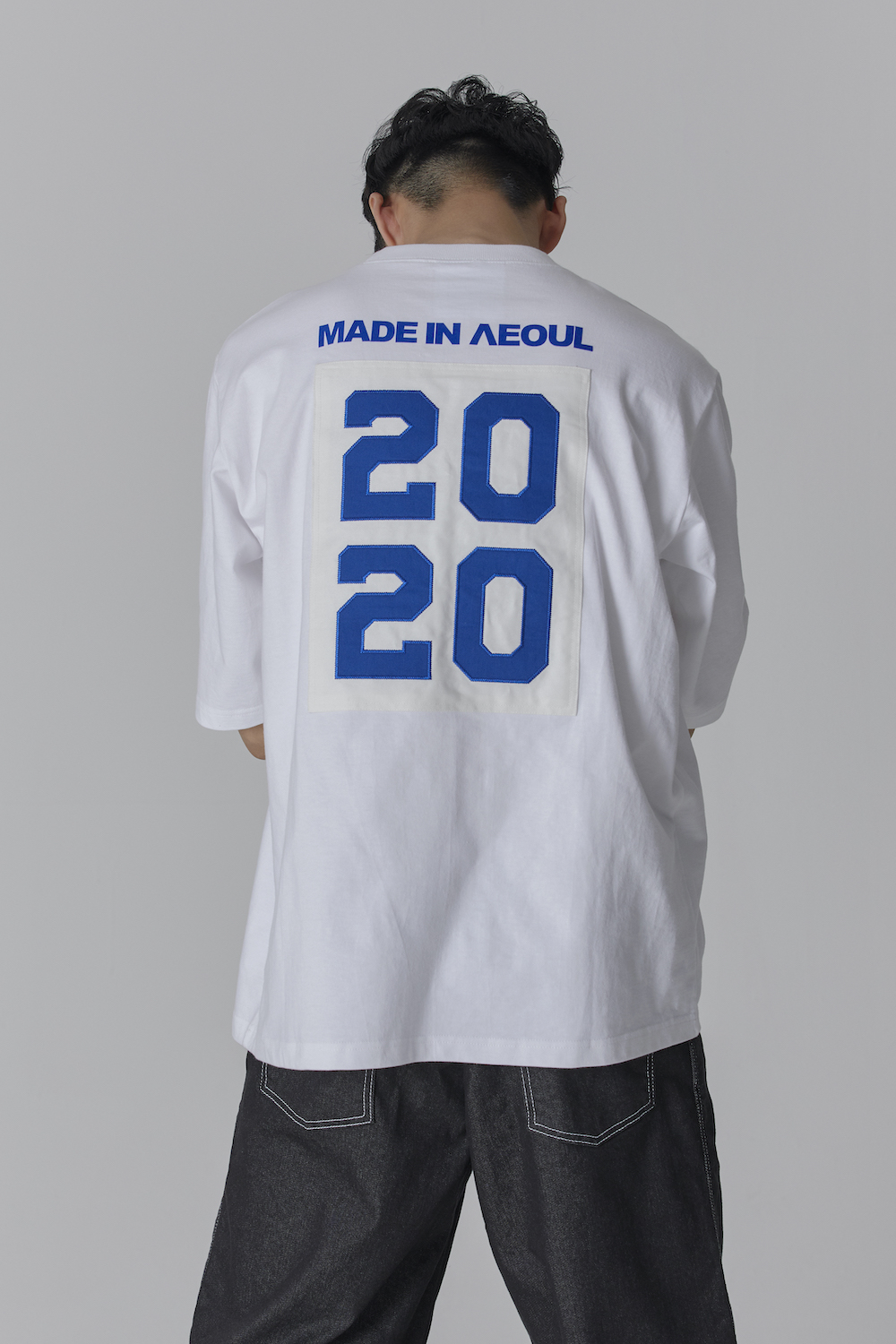 MADE IN SEOUL 2020 T SHIRT WHITE