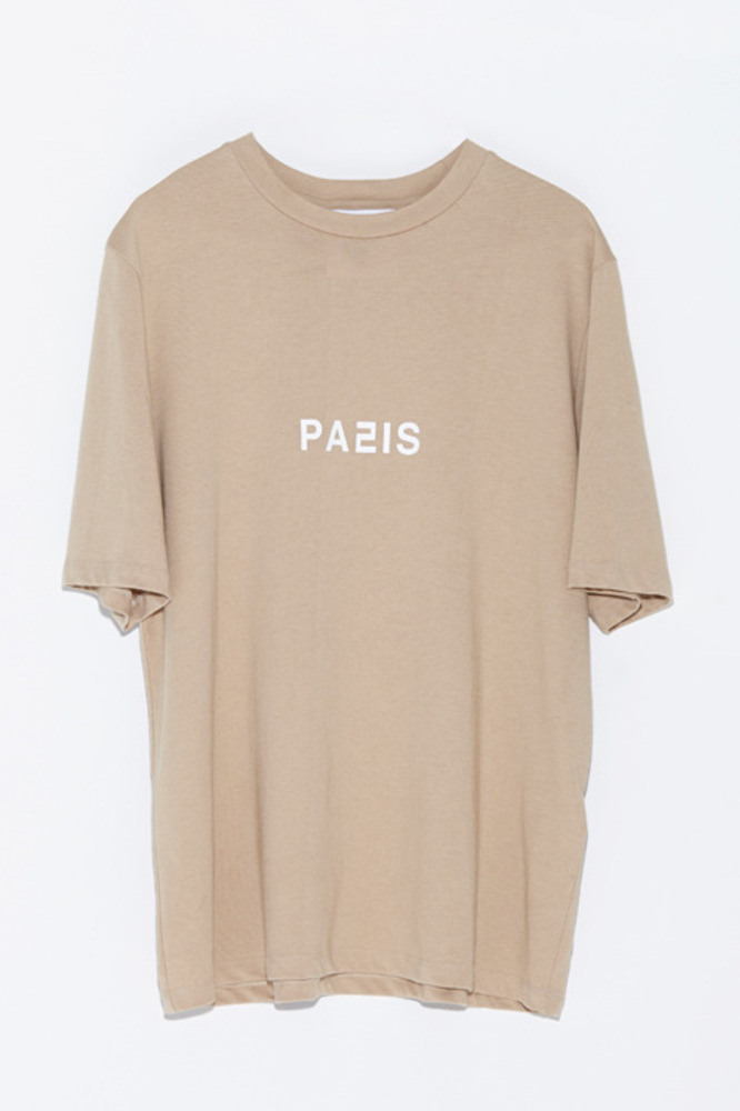 LOVE CITY PARIS T SHIRT