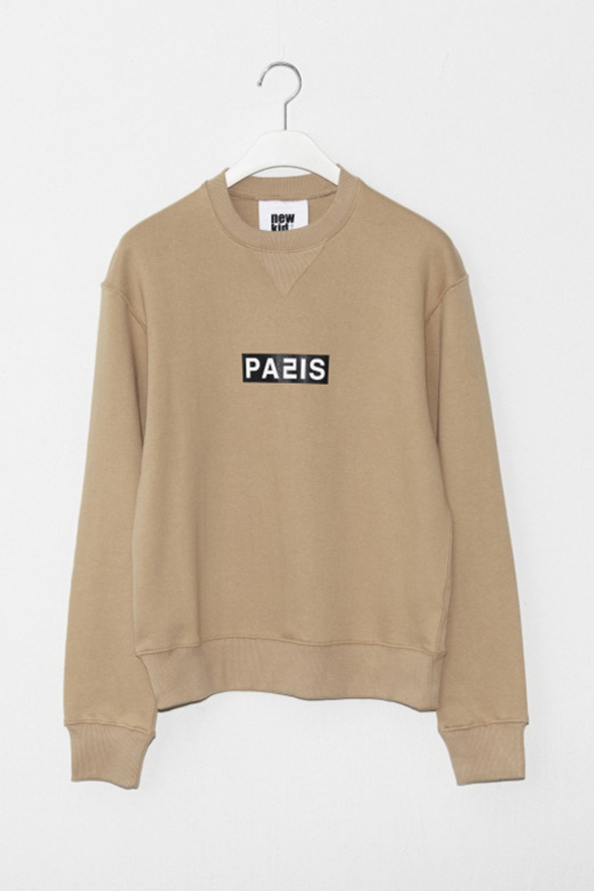 LOVE CITY PARIS SWEATSHIRT