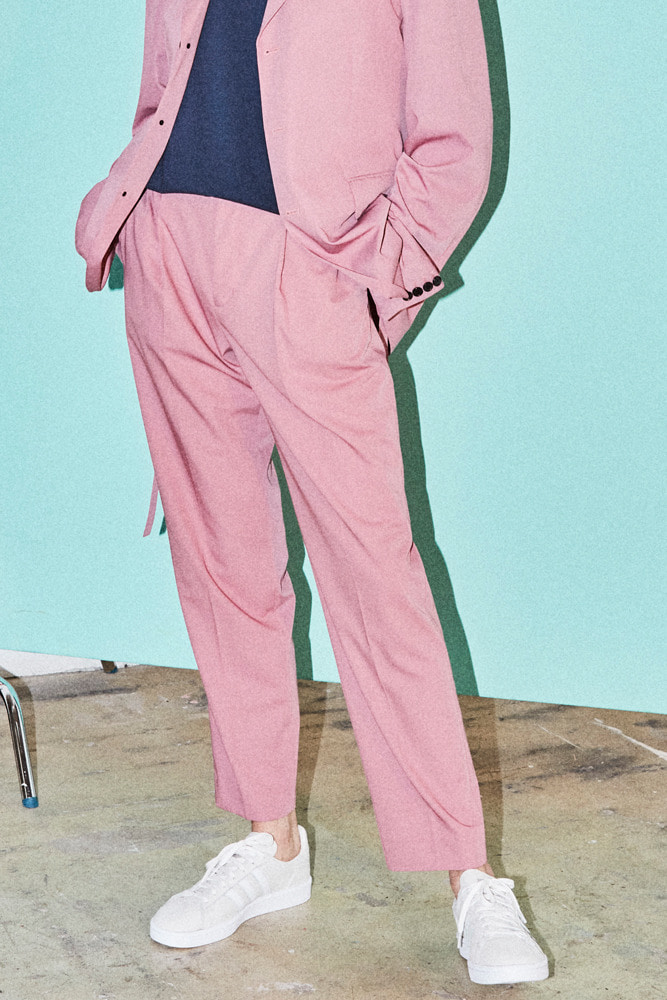 BRUNCH TROUSER PINK